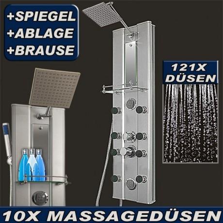 Masážní sprchový panel , sprcha , 10 trysek