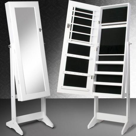 Zrcadlo , šperková skříň , zrcadlový šatník