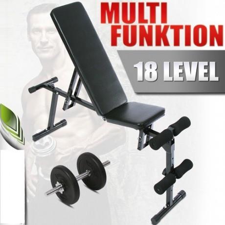 Posilovací lavice , posilovna, trénink lavicka